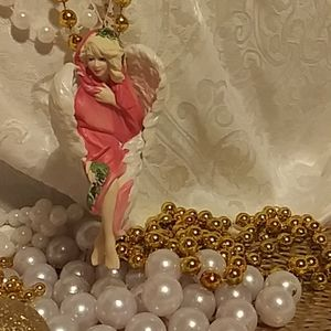 Hallmark Keepsake 2006 Angel of Life Ornament NIB